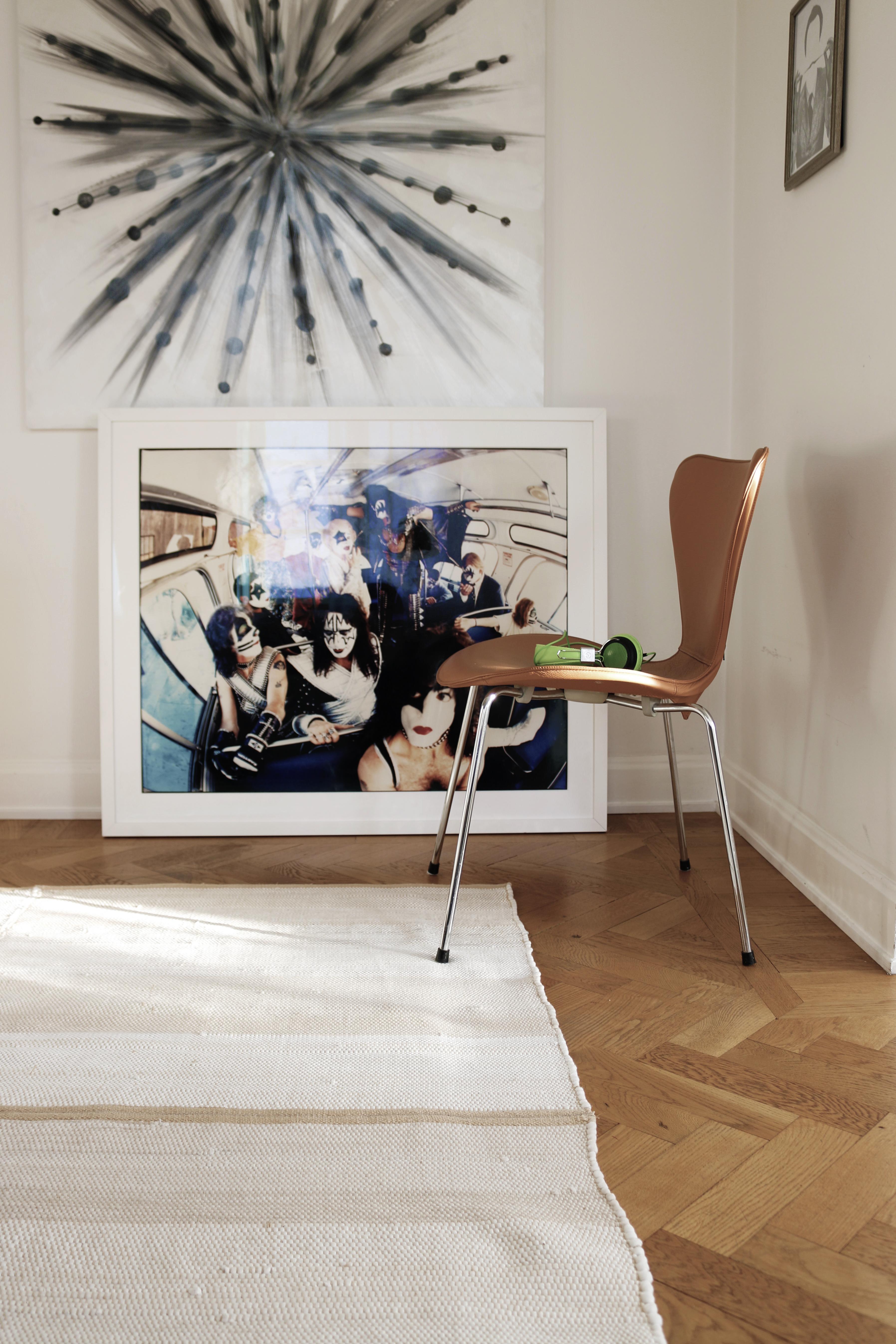 mitt inredningsliv - Sanna Fischer - Metro Mode