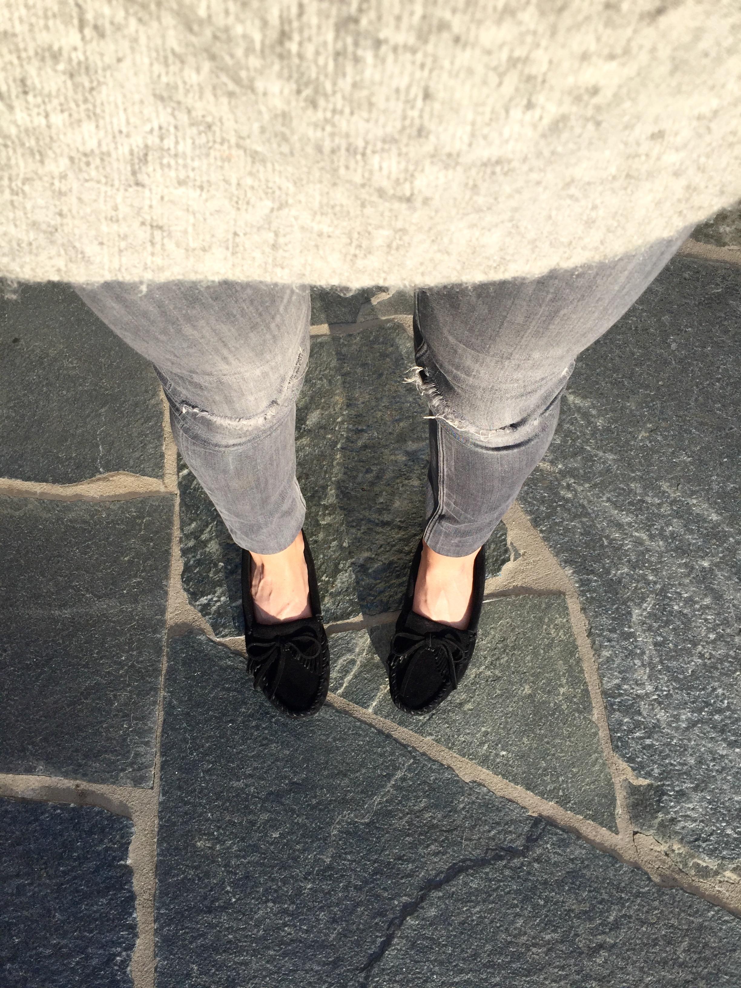 I samarbete med Johanssons skor Sanna Fischer Metro Mode