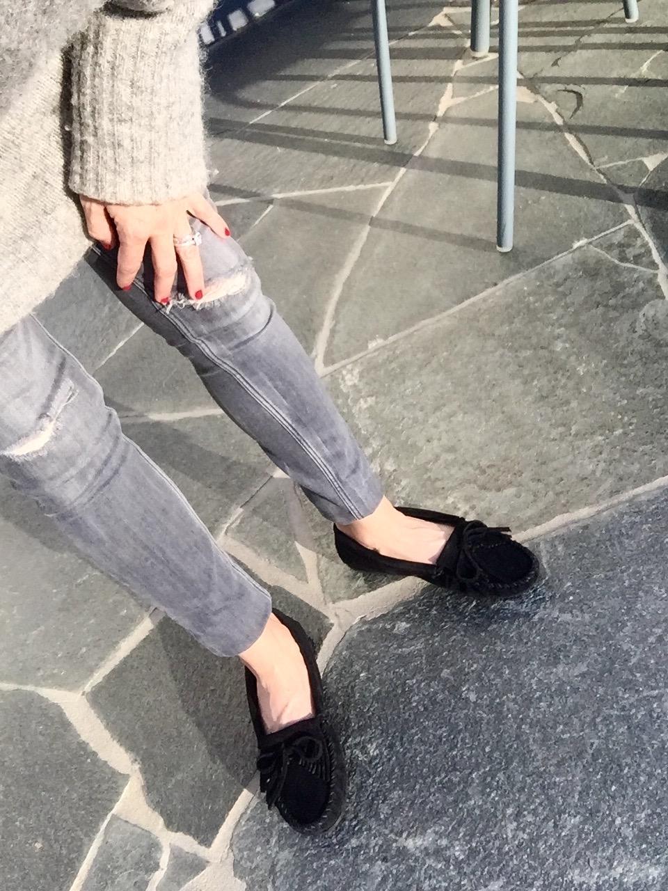 Vinnarna av presentkort hos Johanssons skor Sanna Fischer