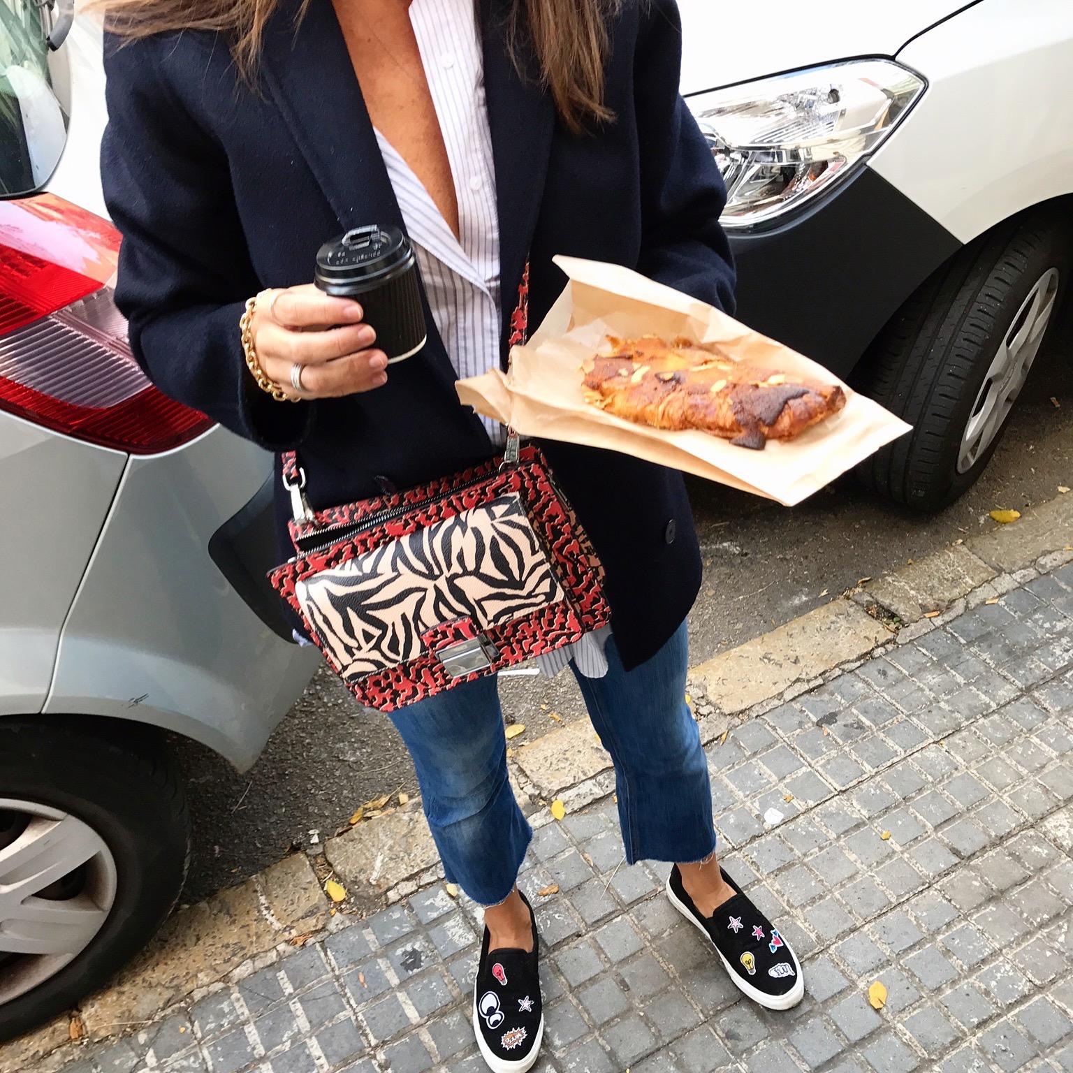 väska - Sanna Fischer - Metro Mode 24a9e4c71ad2a